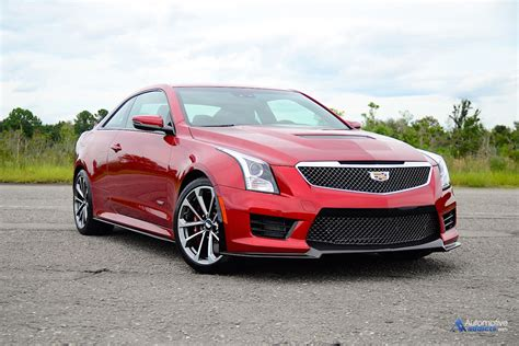 in our garage 2016 cadillac ats v coupe