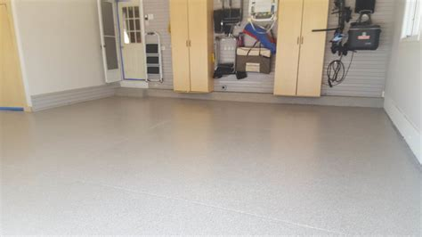 epoxy flooring naperville epoxy floor in 32nd sized flake contemporary garage chicago by tailored living premier
