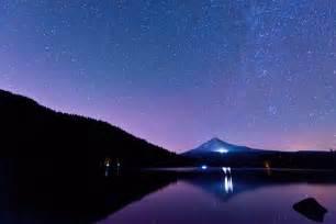 Animated Night Sky Star