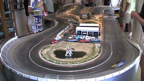 1970 Trans Am Slot Cars At Model Riverside Raceway Youtube