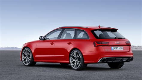 2016 Audi Rs6 Avant Performance Gallery 705289