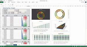 Marketing Plan Templates  5 X Word   10 Excel Spreadsheets   U2013 Templates  Forms  Checklists For