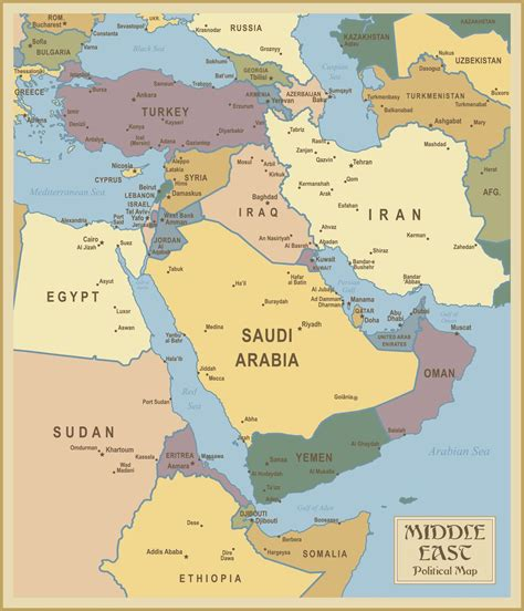 red sea  southwest asia maps middle east maps