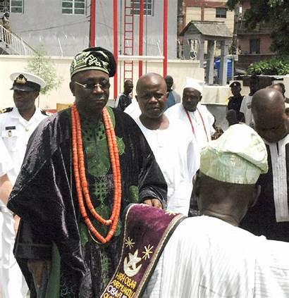 Oba Lagos Cap King Aso Oke Hat