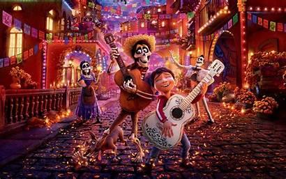 Coco Pixar Cartoon Skeleton Film Animation Comedy