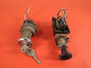 1960 1961 1962 1963 Chevy Truck Ignition Switch And Light Switch  U0026 Key Pickup
