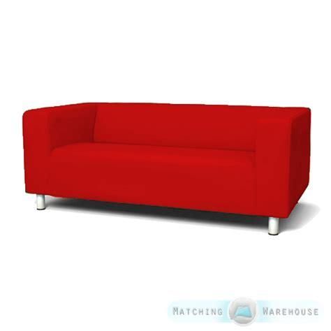 ikea sofa klippan slipcover for ikea klippan 2 seater sofa sofa cover throw loveseat cotton twill ebay