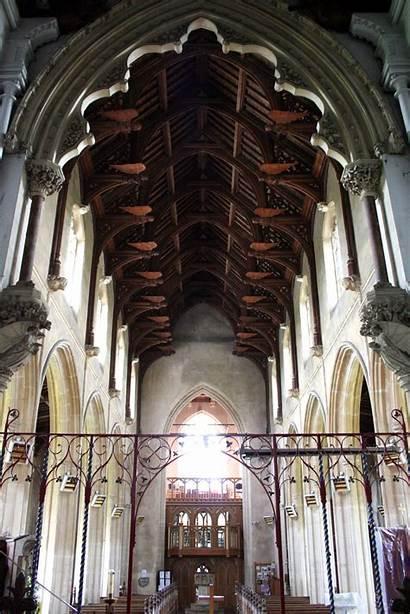 St Martham Church Mary Norfolk Marys Churches
