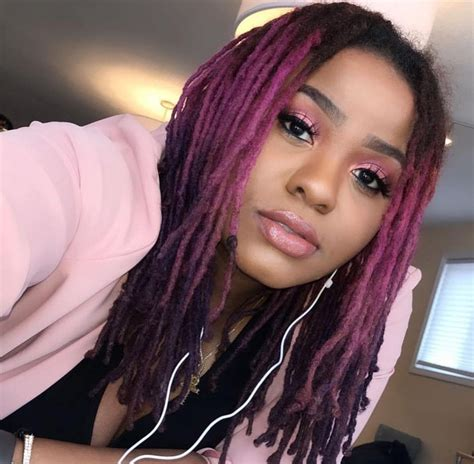 Pin By Stephanie Murphy On Locs In 2019 Natural Hair