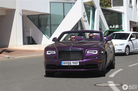 Rolls Royce Dawn Black Badge 9 Aot 2017 Autogespot