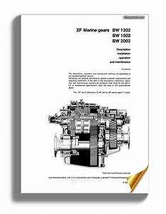 Zf 3052 758 111 Bw1502 2002 Operating Instructions