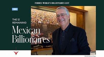 Billionaires Richest Mexico Sipa Benedicte Newscom Desrus
