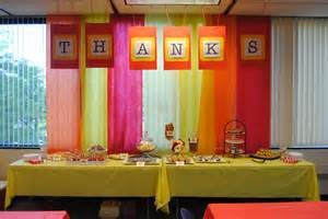 Employee Appreciation Luncheon Themes