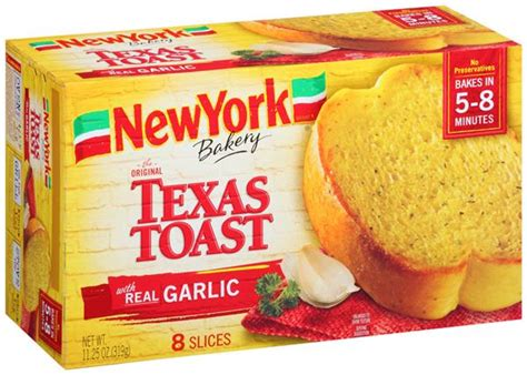 New York Brand Bakery The Original Texas Toast With Real