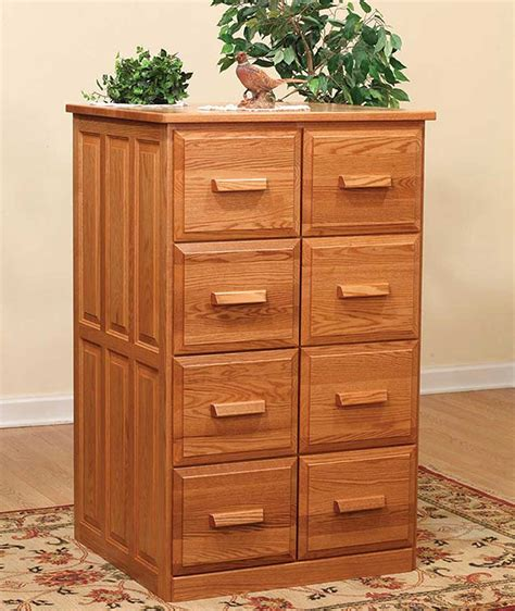 filing cabinets wood vertical file cabinets for the home office