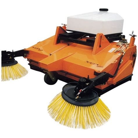 push broom bema 40 forklift sweeper hydraulic rotary forklift sweeper