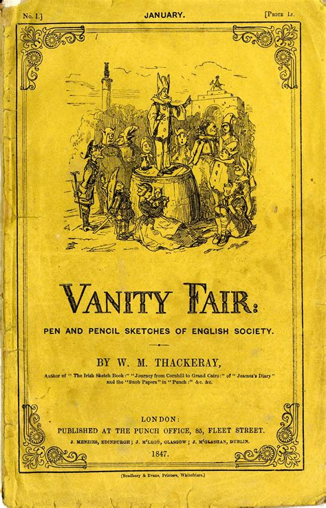 Vanità Fair Vanity Fair Novel