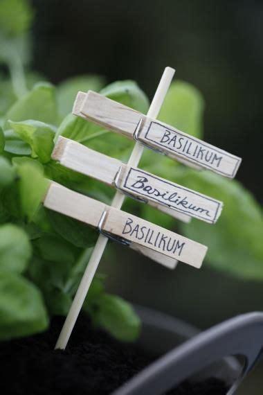 Holzreste Zum Basteln by Kreative Pflanzenstecker Selber Basteln Gr 252 Nzeug