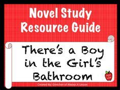 boy   girls bathroom  louis sachar