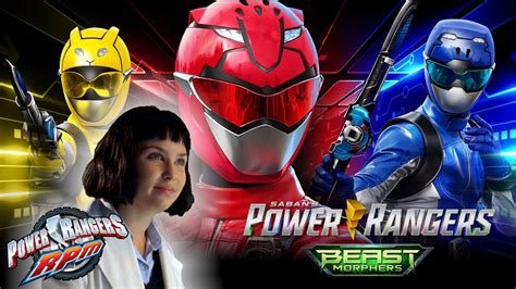 exclusive power rangers beast morphers rpm crossover