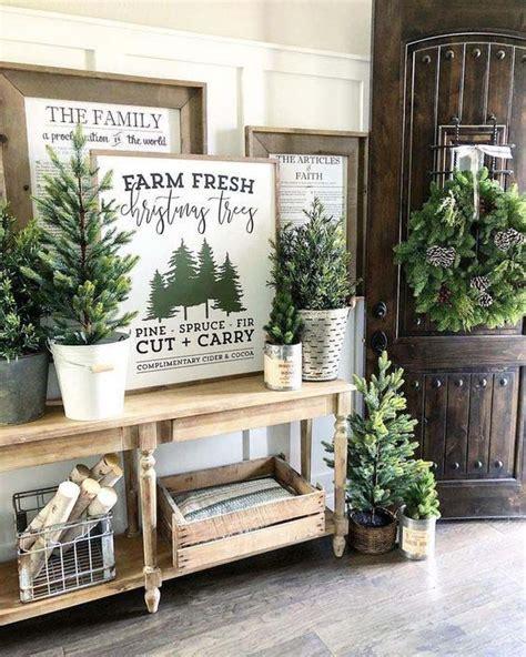 fresh farmhouse christmas decor ideas   decor
