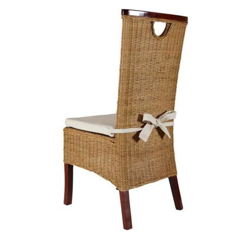 cheap rattan dining chair rotin design