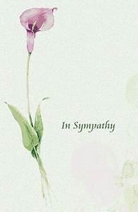 Card For Condolences Heartfelt Sympathy Greeting Card Sympathy Printable Card