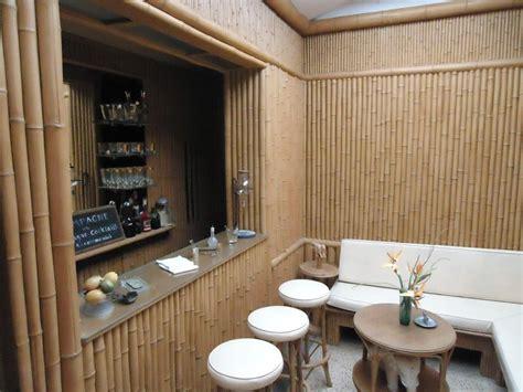decorating bamboo house design photos restaurant bamboo