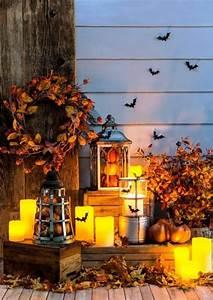 Halloween Deko Für Draussen : herbstdeko f r drau en 40 stimmungsvolle ideen zum nachmachen ~ Frokenaadalensverden.com Haus und Dekorationen