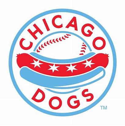 Chicago Dogs Baseball Team Vs Saints Falls