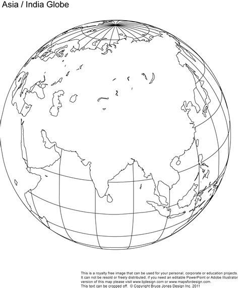printable blank world globe earth maps royalty  jpg