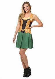 Marvel Loki A-Line Dress, Women's, Size: Me…