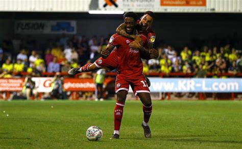 Crawley shock Stoke on penalties to book spot in Carabao ...