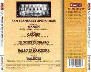 san francisco opera gems  cds jpc