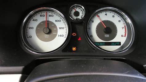 chevy cobalt  sedan temperature issues