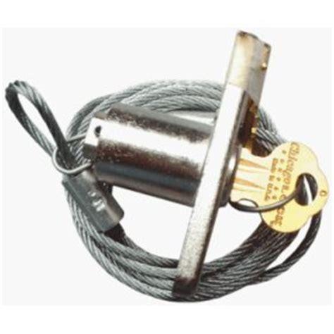 Garage Door Opener Release Lock by Liftmaster Emergency Key Release Lock