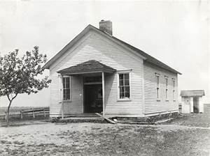 One Room Schoolhouse in Matteson   Photograph   Wisconsin ...