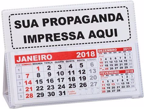 calendario mesa grande unidades refil