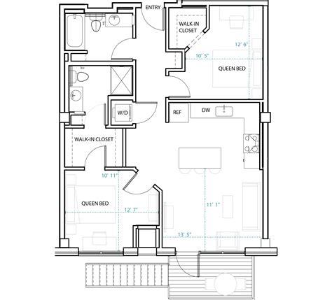 House Rent Bedroom Image