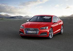 Audi A : new 2017 audi a5 s5 coupes are everything you expected and then some more carscoops ~ Gottalentnigeria.com Avis de Voitures