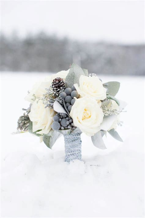 The Perfect Glitter And Sparkle Winter Wedding Ideas By