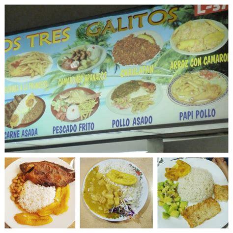 Mets Cuisiné La Cuisine équatorienne Rappelle Toi Des Mets