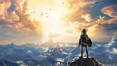 Breath Zelda Wild Legend Wallpapers
