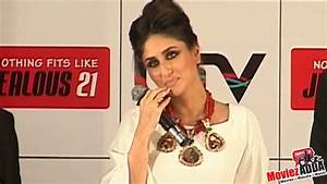 Funny Reporter Irritates Kareena Kapoor - YouTube