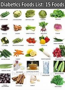 Diabetics Foods List: The 15 Best Foods to Control Diabetes