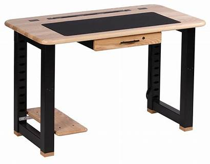 Shelf Loft Desk Ash Desks Place Printer