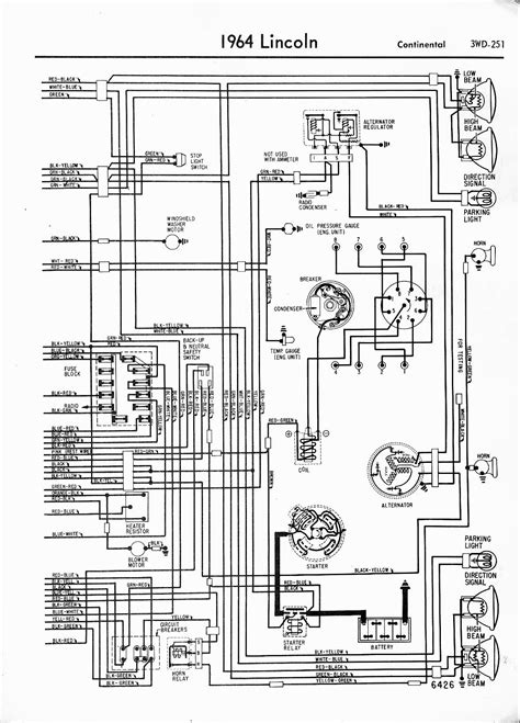 Lincoln Wiring Diagrams