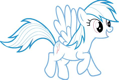 rainbow dash coloring pages kidsuki