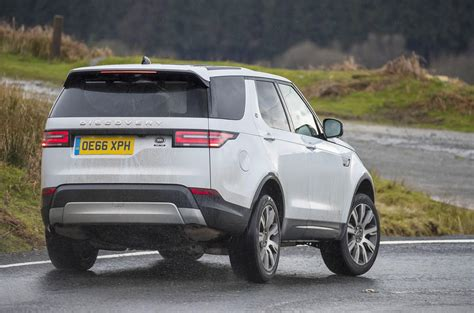 discovery land rover back land rover discovery 3 0 td6 hse luxury 2017 review autocar