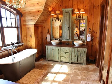 rustic bathroom lighting ideas foto di 25 bagni rustici per idee di arredo con questo